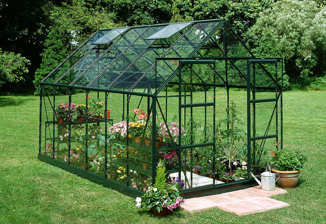 The Weekend Greenhouse Project