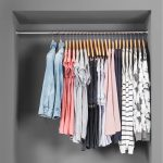 Create your own wardrobe space