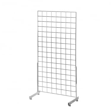 4 ft Freestanding Grid Mesh