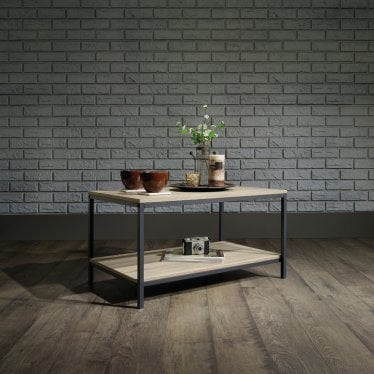 Hygge Black & Oak Coffee Table