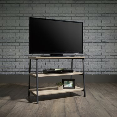 Hygge Black & Oak TV stand