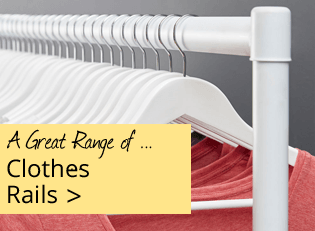 Clothes Rails - special offer