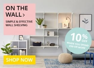 Wall Shelving - Special offers