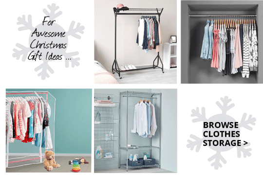 Clothes Storage Gift Ideas