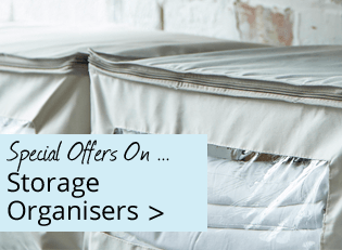 Storage Organisers - Special Offers