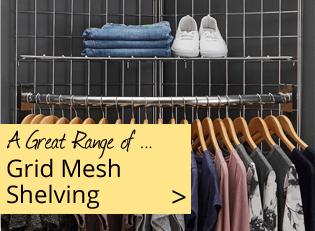 Grid mesh - freestanding