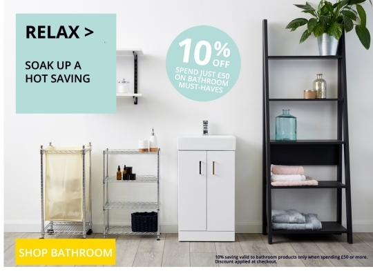 Bathroom - Save 10% - November 2019