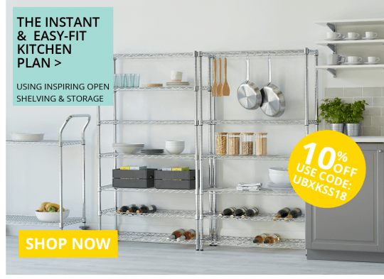 10% off Kitchen