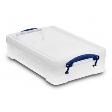 Really Useful A4 Storage Box with Lid - 4 L