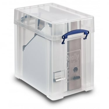 Really Useful Plastic Storage Box, 19L XL