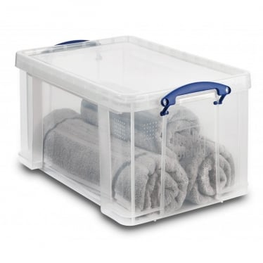 Really Useful Plastic Storage Box - 48 L