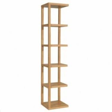 Tarrio Oak Display Shelving