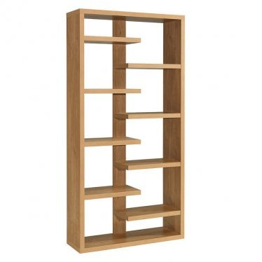 Torro Oak Display Shelving